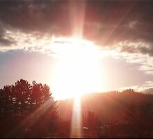 """""""Blinding Light"""" by SprayArtByDCP"""
