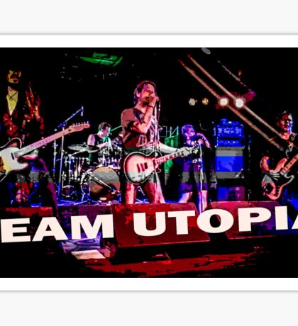 Team Utopia Sticker
