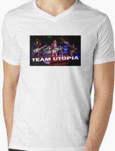 Team Utopia Mens V-Neck T-Shirt