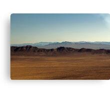 East of Mojave Preserve Canvas Print
