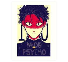 Mob Psycho 100 Art Print