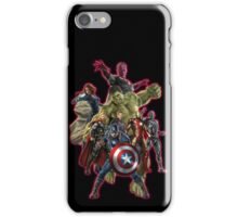 warrior of the galaxy iPhone Case/Skin