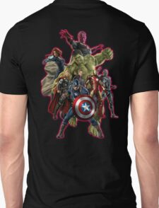 warrior of the galaxy T-Shirt