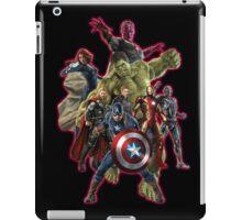warrior of the galaxy iPad Case/Skin