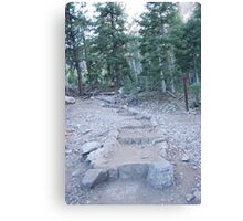 Mount Charleston Canvas Print