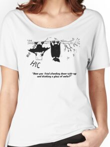 Zoo Humour - Cartoon 0012 Women's Relaxed Fit T-Shirt