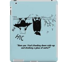 Zoo Humour - Cartoon 0012 iPad Case/Skin