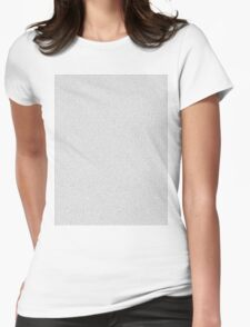 The entire script of Adam Sandler's Jack and Jill Womens Fitted T-Shirt