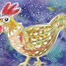 The Happy Cosmic Rooster by Peter Lusby Taylor