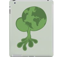 Green earth iPad Case/Skin
