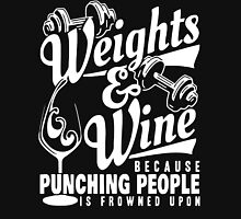 Gym Wine T-Shirt