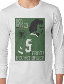 Beckenbauer Long Sleeve T-Shirt