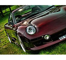 The Car  in the Glossy Lipsy Photographic Print