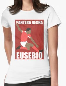 Eusebio Womens Fitted T-Shirt