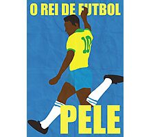Pele Photographic Print