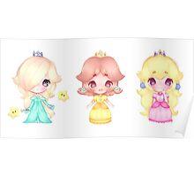 Princess Power Poster