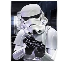 Star Wars Imperial StormTrooper Poster