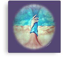 Sky meet Earth Canvas Print