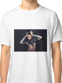 Latex Tattoo Nude Classic T-Shirt