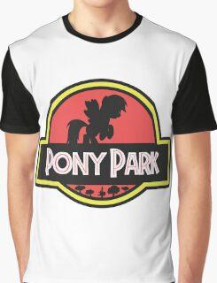 Pony Park Graphic T-Shirt