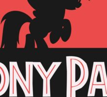 Pony Park Sticker