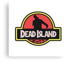 Dead Island Canvas Print
