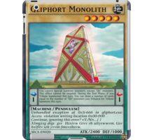 Qliphort Monolith iPad Case/Skin