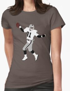 Tim Brown  Womens Fitted T-Shirt