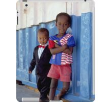 Overdressed in Zanzibar iPad Case/Skin