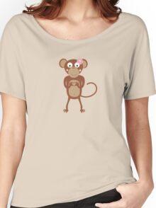 amorous female monkey  Women's Relaxed Fit T-Shirt