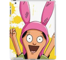 louise belcher iPad Case/Skin