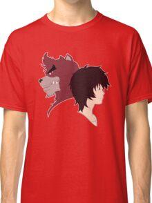 The Boy and the Beast - Kyuta and Kumatetsu Classic T-Shirt