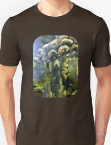 Tarairi Forest Morning Unisex T-Shirt