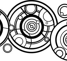 gallifreyan  by Alexander Clements