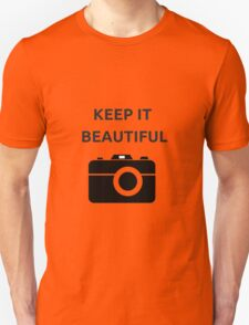 KEEP IT BEAUTIFUL T-Shirt