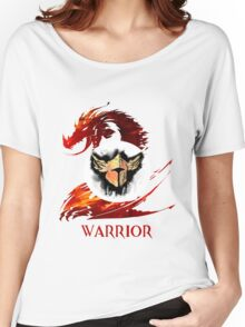 Guild Wars 2 Warrior  Women's Relaxed Fit T-Shirt