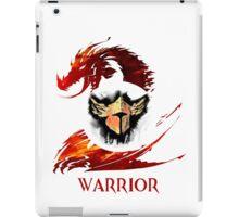Guild Wars 2 Warrior  iPad Case/Skin