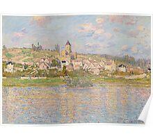 Claude Monet - Vétheuil (1879) Poster