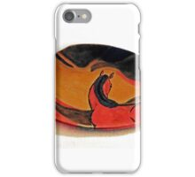 The Red Horse iPhone Case/Skin