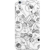Ideas - Light Bulbs iPhone Case/Skin