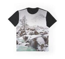 Frozen Falls Graphic T-Shirt