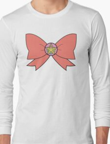 Sailor ribbon - power of moon Long Sleeve T-Shirt