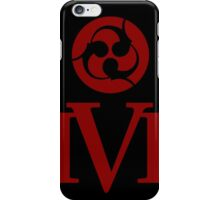 TRIVIUM 2 iPhone Case/Skin