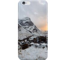 Snowy Sisters iPhone Case/Skin