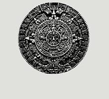 Mexican Mayan Calender the Aztec Sun Stone Unisex T-Shirt