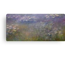 Claude Monet - Water Lilies (1915 - 1926) Canvas Print