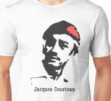 Jacques Cousteau  Unisex T-Shirt