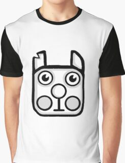 DICE WOLF Graphic T-Shirt