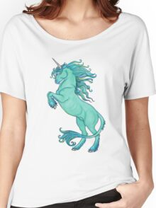 Unicorn SeaBorn left Women's Relaxed Fit T-Shirt
