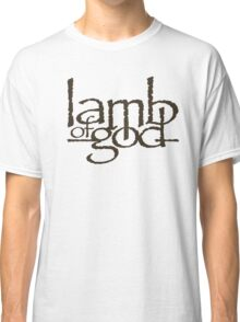 lamb of god Classic T-Shirt